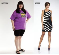 Biggest Loser winner...and she has PCOS...she's my new inspiration!