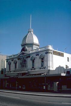 before the buses Adelaide South Australia, Buses, Arcade, Taj Mahal, Nostalgia, Environment, Shops, Building, Travel