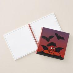 #Raffaels Evil Twin Putte VZS2 Notebook - #cute #gifts #cool #giftideas #custom