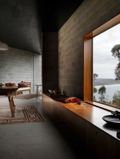 Big Hill House by Kerstin Thompson Architects. Photo by Trevor Mein | Yellowtrace