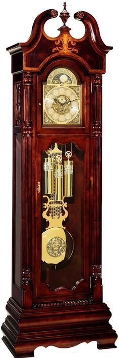 Van Buren Grandfather Clock Home