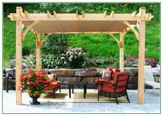 Excellent idea on Canopy Replacement For Gazebo