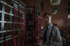 To mark the royal pardon of Alan Turing today in the UK, the first official still has been released of Benedict Cumberbatch in character as the computer pioneer and codebreaker in The Imitation Game, due for release next year. http://www.pinterest.com/aggiedem/sherbatched-or-cumberlocked/