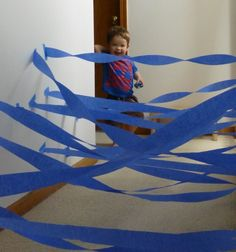 10 indoor play ideas for active kids | BabyCentre Blog