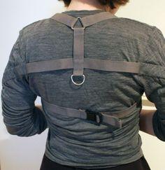 JUNYA Watanabe Comme Des Garcons Parachute Jumper Designer Japan Sweater | eBay