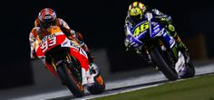 MotoGP World Champion Marc Marquez continues to impress with his talent, courage and determination. Despite breaking his leg just over one month prior to the season's first Grand Prix and missing the last two pre-season tests, he battled with Movistar Yamaha MotoGP's Valentino Rossi for an exciting and narrow win in the Qatar night.