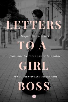 Letters to girl bosses from fellow business owners to inspire and motivate. Letter To a Girl Boss from FashionyFab Business Essentials, Business Tips, Business Motivation, Small Business Quotes, Business Entrepreneur, Business Marketing, Boss Babe Entrepreneur, Girl Boss Quotes, Entrepreneur Inspiration