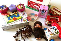 vintage toys jouets vintage
