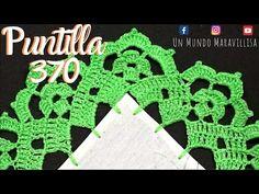 Filet Crochet, Crochet Stitches, Doily Patterns, Crochet Patterns, Crochet Decoration, Chrochet, Doilies, Crochet Earrings, Youtube