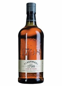 Single Malt Scotch Ratings | Tobermory 15 Year Old Single Malt Scotch - Reviews & Price