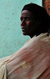 Photograph - Ethiopia by Vicky Markolefa