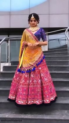 Indian Bridal Outfits, Indian Bridal Fashion, Indian Fashion Dresses, Dress Indian Style, Indian Designer Outfits, Latest Bridal Lehenga, Designer Bridal Lehenga, Bridal Lehenga Choli, Indian Wedding Lehenga