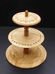 Teds Woodworking® - Woodworking Plans & Projects With Videos - Custom Carpentry Lathe Projects, Wood Turning Projects, Wooden Projects, Wooden Crafts, Woodworking Projects Plans, Earing Holder, Wood Vase, Wood Earrings, Wood Creations