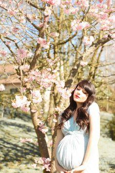 The Cherry Blossom Girl - Bump 05