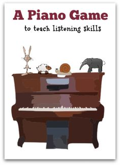 Sounds Like…. A Fun Tool For Teaching Beginning Piano Students Sound Control