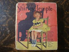 Vintage Big Little Book 1934 The Story of Shirley Temple by Grace Mack