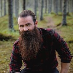 The WWWhiskers ***Awesome Beard*** of the day, 15 June 2019 Badass Beard, Epic Beard, Full Beard, Beard No Mustache, Grey Beards, Long Beards, Long Beard Styles, Hair And Beard Styles, Beards