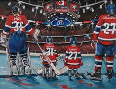 hockey Montreal Canadiens, Hockey Drawing, Hockey Posters, Cool Art, Awesome Art, Hockey Cards, Sports Art, Michel, Reebok