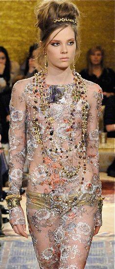 Chanel, stunning!