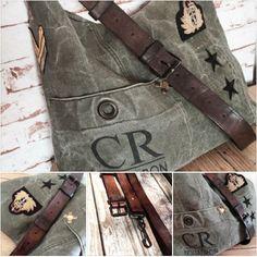 CR SQUADRON Old leather www.sobenstore.bigcartel.com