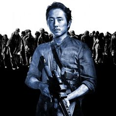 Our infographic provides a great retrospective to Glenn Rhee's six seasons of walker-slaying.