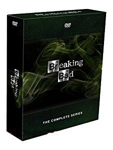 Amazon.com: Brand New Breaking Bad: The Complete Series (DVD, 2014, 21-Disc Set) season 1-6: Home Audio & Theater