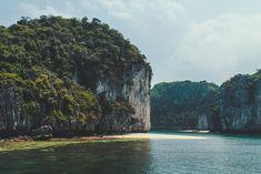 blog voyage vietnam cat ba baie halong plage crique