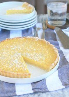 Bright & fresh citrus dessert