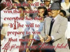 Bear Bryant and Bama football