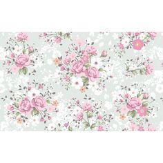Papel de Parede Floral 66 - Floral