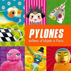 """""""PYLONES"""" Now available at Present Time Constantia Village Courtyard Gadgets, Presents, Paris, Cool Stuff, My Love, Nifty, Fun, Campaign, Designers"""