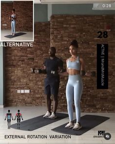 Fitness Workouts, Gym Workout Videos, Gym Workout For Beginners, Fitness Workout For Women, At Home Workouts, Black Fitness, Dumbbell Workout, Shoulder Workout, Workout Challenge