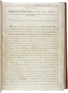 May 6, 1882: The Chinese Exclusion Act is signed into law by President Chester A. Arthur, prohibiting immigration of Chinese laborers.  Learn more this fall at the New-York Historical Society! http://www.nyhistory.org/exhibitions/chineseamerican