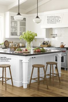 Kitchen from country living magazine