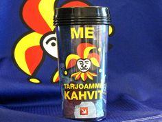 Jokerit car mug, 0,5L, self-made, only this one. #jokerit