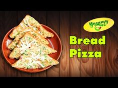 Bread Pizzas Most perfect and instant munchies to enjoy at home