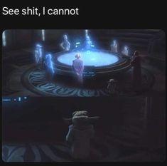 Star Wars Meme, Star Wars Rebels, Star Wars Clone Wars, Star Wars Art, Really Funny Memes, Stupid Funny Memes, Funny Relatable Memes, Haha Funny, Hilarious