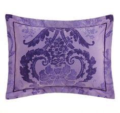 Designers Guild Kashgar 33x43cm Filled Cushion Amethyst