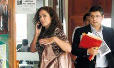 Fiscalía solicita que se incremente a seis años la condena impuesta a congresista Chacón.