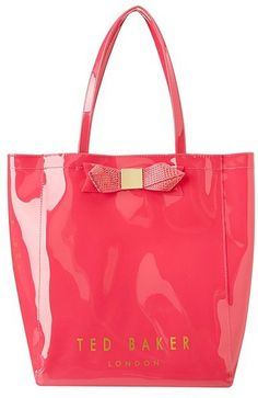 Ted Baker Gemcon (Bright Pink) - Bags and Luggage on shopstyle.com