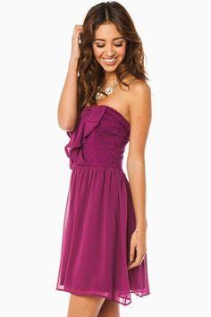 Meara Bow Dress