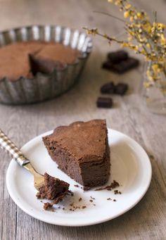 Photo de la recette: Gâteau au chocolat de Cyril Lignac