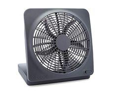Buy Portable Desktop Air Circulation Battery Fan - 2 Speed - Compact Folding & Tilt Design - With AC Adapter, 2 Pack High Velocity Fan, Compact, Inflatable Bounce House, Pedestal Fan, Personal Fan, Tent Accessories, Shop Fans, Portable Fan