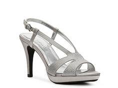 Bridesmaid shoes?  Rampage Vaylor Sandal