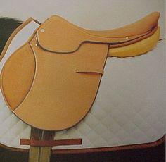 Hermes Saddle