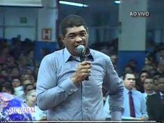 O Senhor conhece os que lhe pertencem - Pregação - Apostolo Valdemiro Sa...
