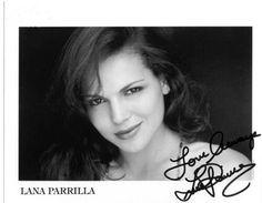Baby Lana Parrilla
