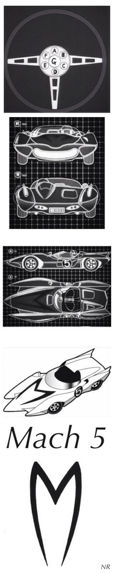 Speed Racer's The Mach 5