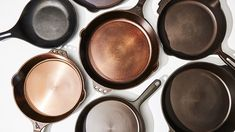 Cast-Iron Skillets: How to Season, Clean, and Cook with Them FOREVER   Bon Appetit