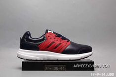 a1657866d84 Adidas GALAXY 3 TRAINER AQ6168 AQ6171 36-44 Black Red New Style